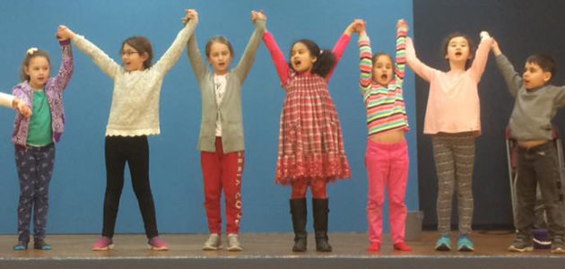 Musical Theatre – Juniors